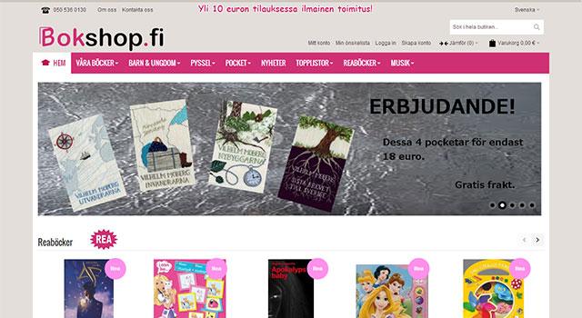 Bokshop.fi