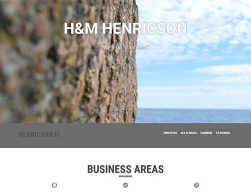 Henricson.fi