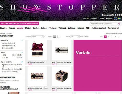 Showstopper.fi