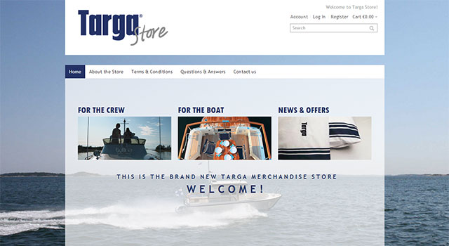 Targa Store